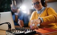 Rádio, TV e Internet